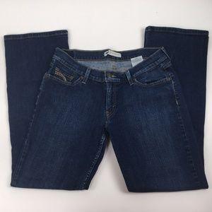 Levis 524 Jeans Size 13 Too Superlow Boot Cut